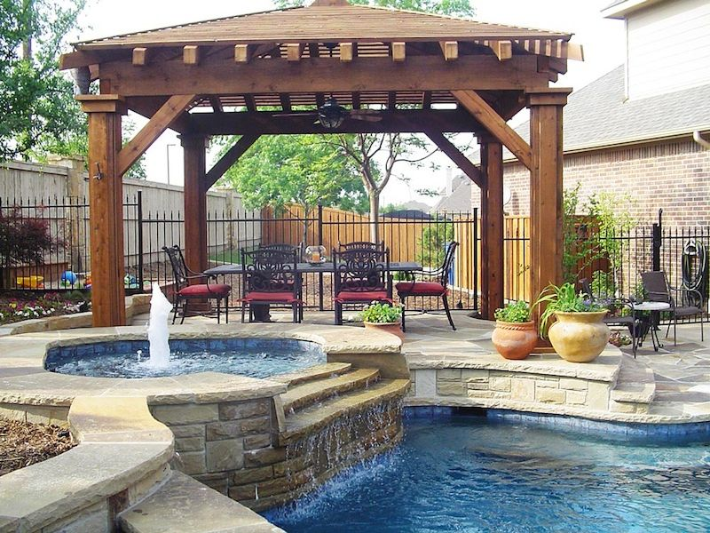 Pool design and construction in plano tx riverbend sandler pools for Swimming pool management companies