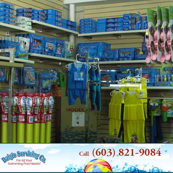 Pool Supplies, Installation And Repair In Londonderry, NH   Daigle Pool  Servicing Co., Inc.