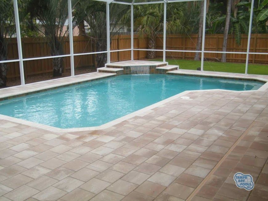 Pool Design And Construction In Brandon Fl Tampa Bay Pools