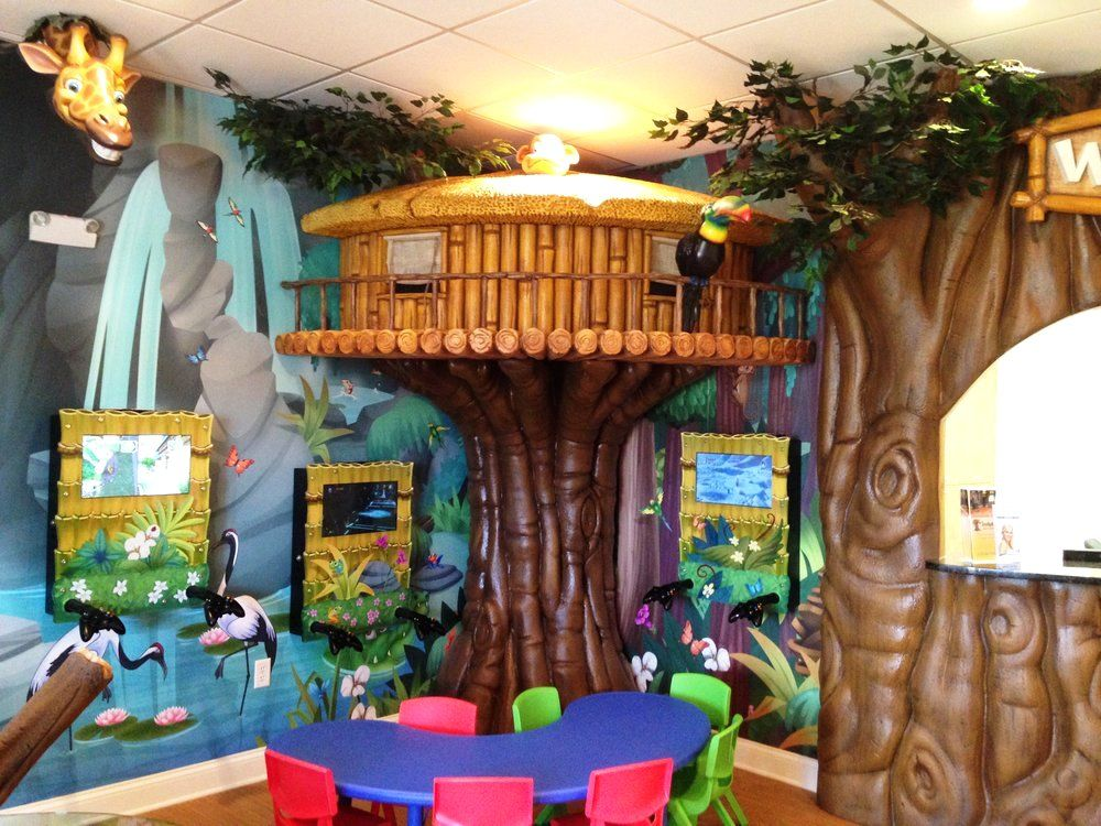 Pediatric Dentistry In Bonita Springs Fl Treehouse