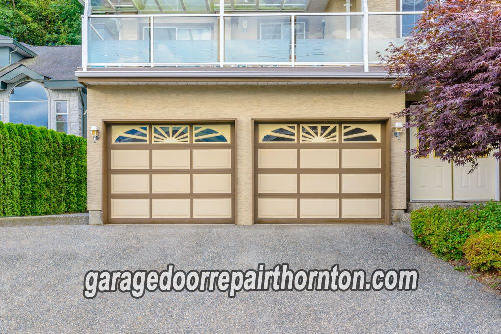 Amazing Garage Door Repair Thornton Has Been Rated With 24 Experience Points Based  On Fixru0027s Rating System.