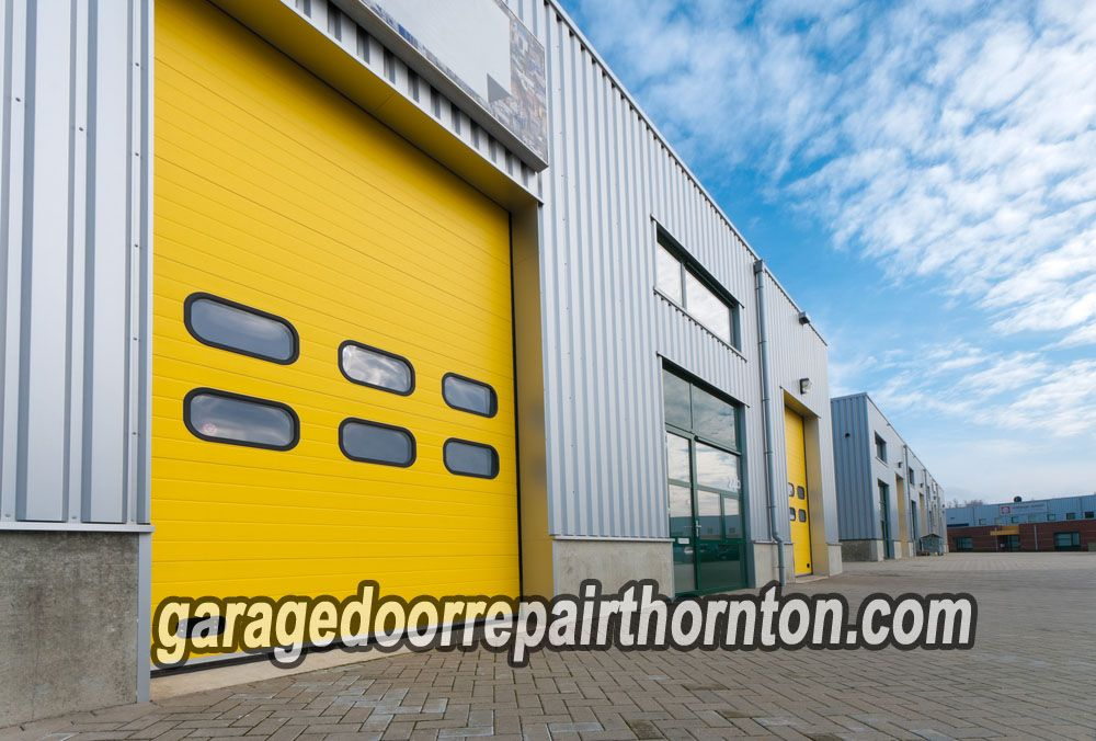 Garage Door Repair Thornton Has Been Rated With 24 Experience Points Based  On Fixru0027s Rating System.