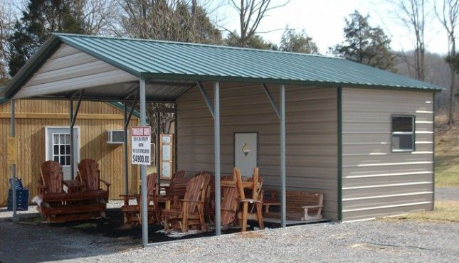 Custom Metal Structures And Steel Buildings In Mount Airy