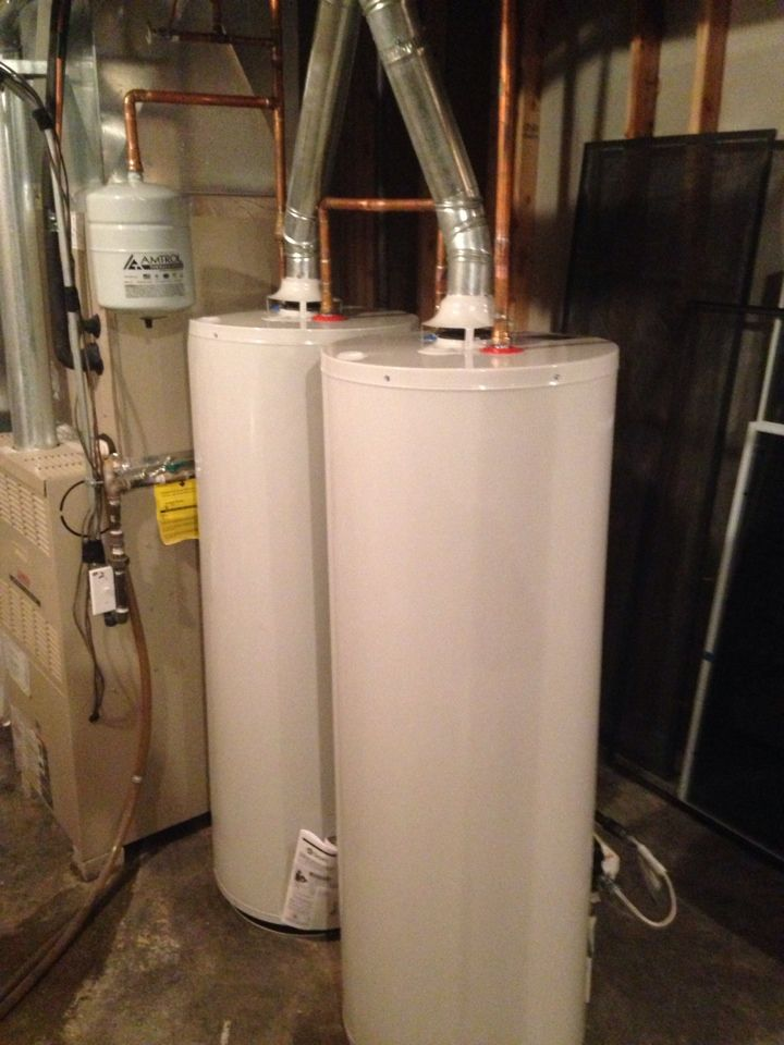Water Tank Installation : Water heater installation in shawnee ks kc heaters