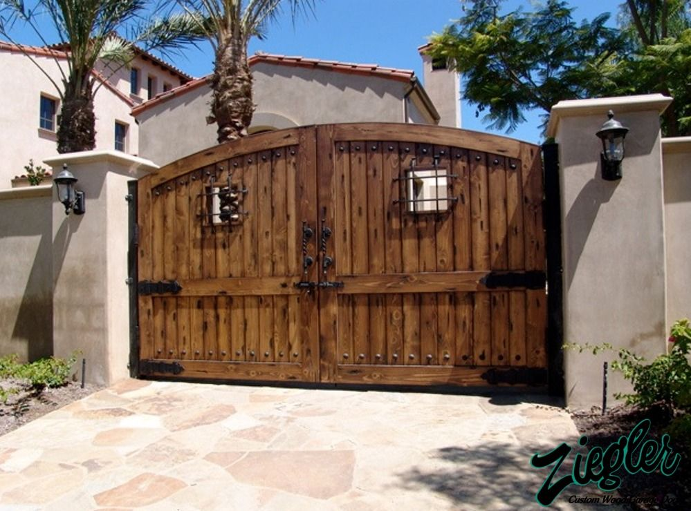 Superior Wood Garage Doors The Ziegler Family Has Been Building Wood Garage Doors In  Orange County Since 1969. As The Value Of Land Surged So Have The  Expectations ...