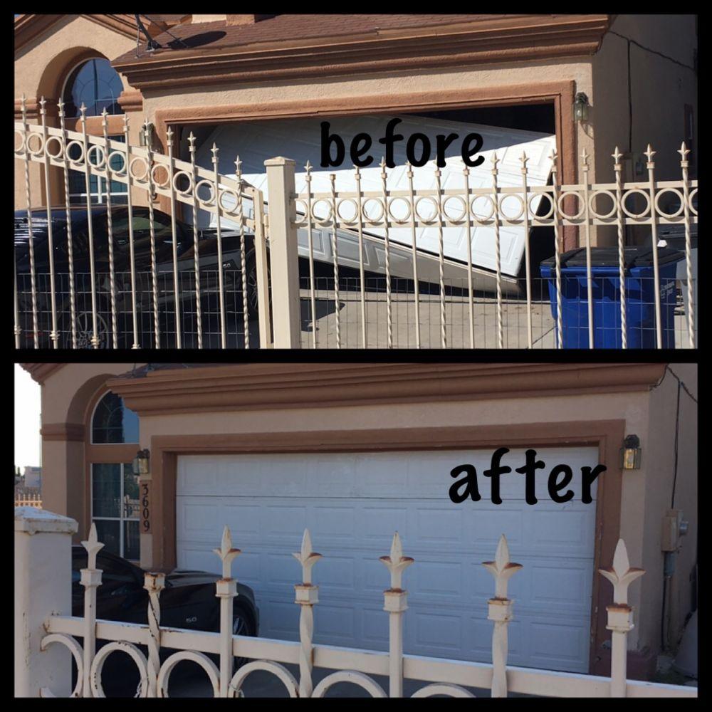 Ysleta Garage Door El Paso Tcworks Org