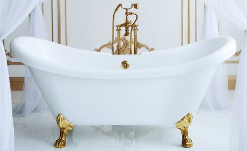 Acrylic Vs Cast Iron Clawfoot Tub Pros Cons Comparisons And Costs