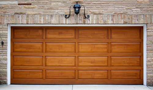 comparison guide 2 Wood Garage Door