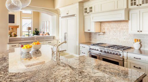Granite vs Concrete Countertops - Pros, Cons, Comparisons ...