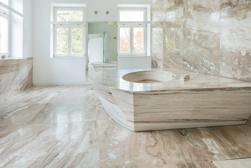 Marble vs Porcelain Tile Flooring - Pros, Cons, Comparisons and Costs