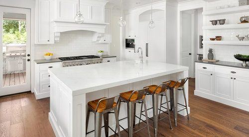 Charmant Quartz Countertops. PROS