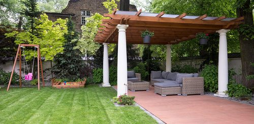 Pergola vs gazebo pros cons comparisons and costs for Gazebo cost to build