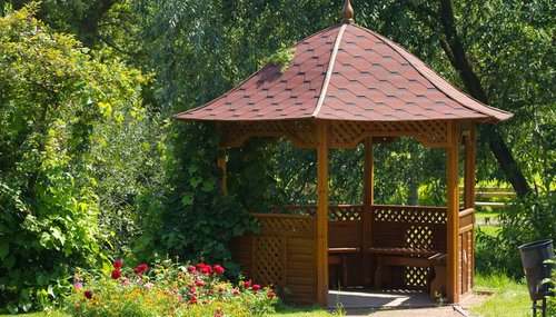 Gazebo - Pergola Vs Gazebo - Pros, Cons, Comparisons And Costs
