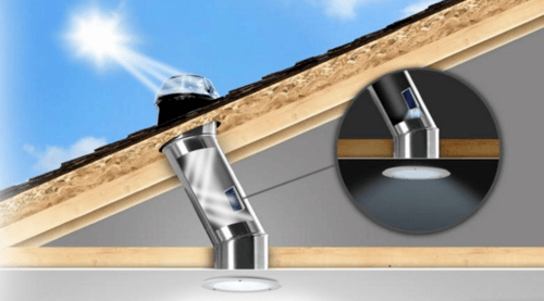 In System Skylights : Skylights vs solar tubes pros cons comparisons and costs