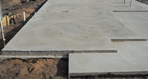 Slab vs crawl space foundation pros cons comparisons for Concrete crawl space floor