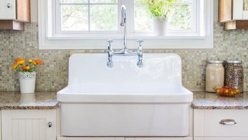 comparison guide 2 Porcelain Sink