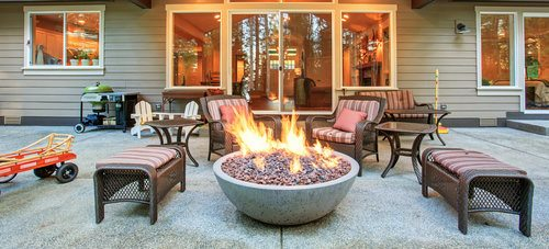 Wood Vs Gas Fire Pit Pros Cons Comparisons And Costs
