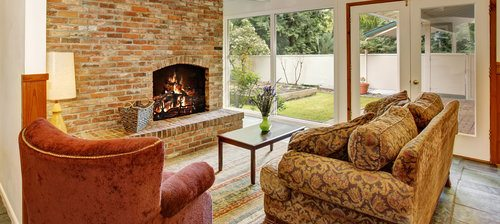 comparison guide 1 Wood-burning Fireplace